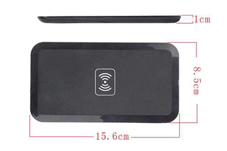 Wireless Charger For iPhone And Android, Wireless Android And iPhone Charger - Dgitrends