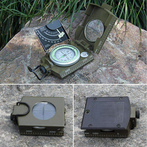 Sighting Compass With Inclinometer, Luminous Sighting Compass With Inclinometer - Dgitrends Watches Gadgets & Accessories