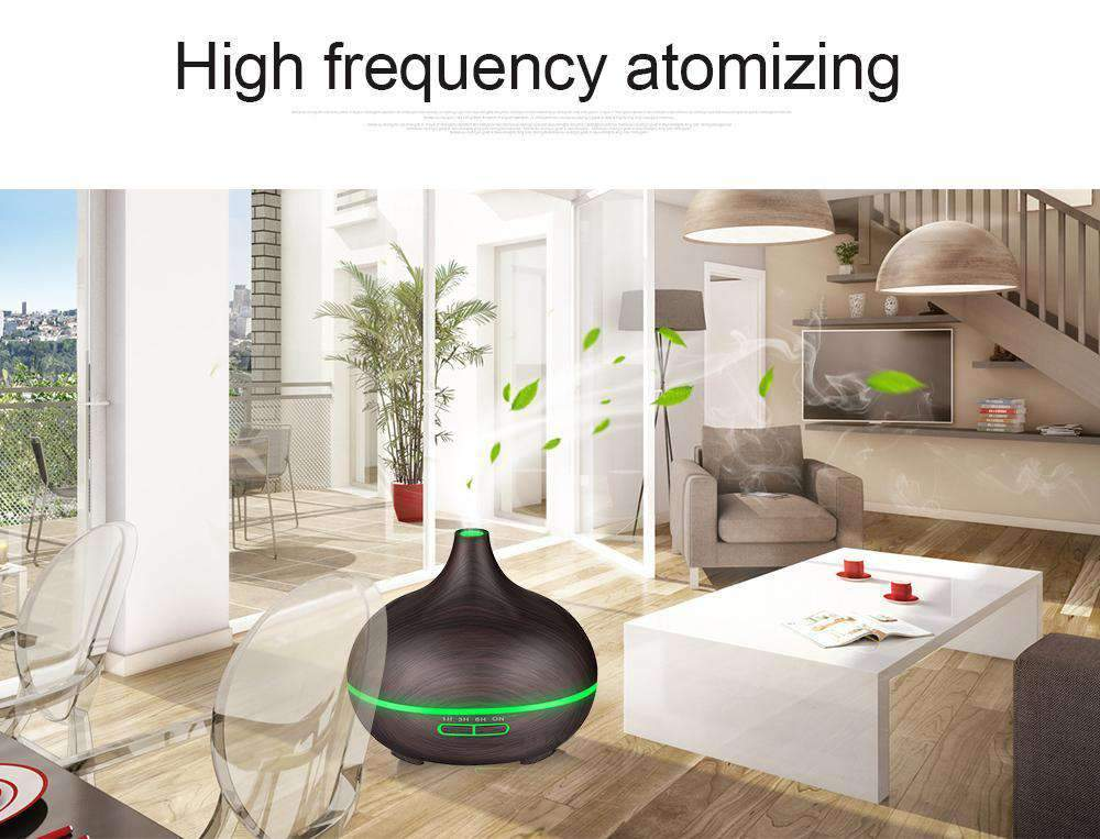 Digital humidifier & Essential Oil Diffuser, Air Humidifier Aroma Diffuser for Home Office - Dgitrends