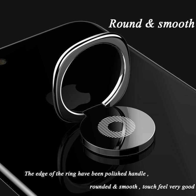 Ultra Thin Magnetic Cell Phone Holder And Kickstand, iPhone Accessory - Dgitrends Watches Gadgets & Accessories