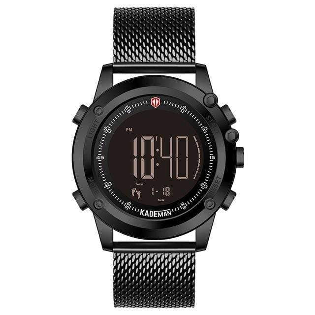 Military Sports Men's Watch Digital Display Waterproof, Miulitary Watch - Dgitrends