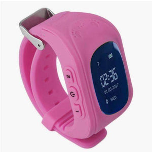 Kids Smart Watch With GPS Tracking & Two-Way Phone Calling, Kids GPS Tracking Watch - Dgitrends
