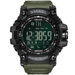 Men's Military Sport Watch With Smart-Link App, Miulitary Watch - Dgitrends