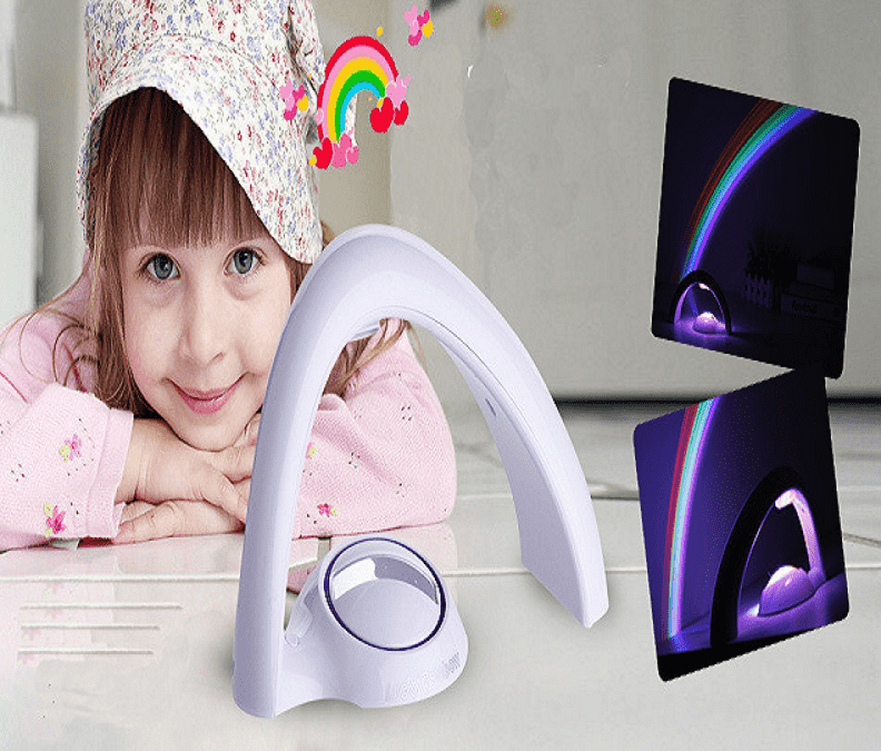 Rainbow Night Light - Dgitrends