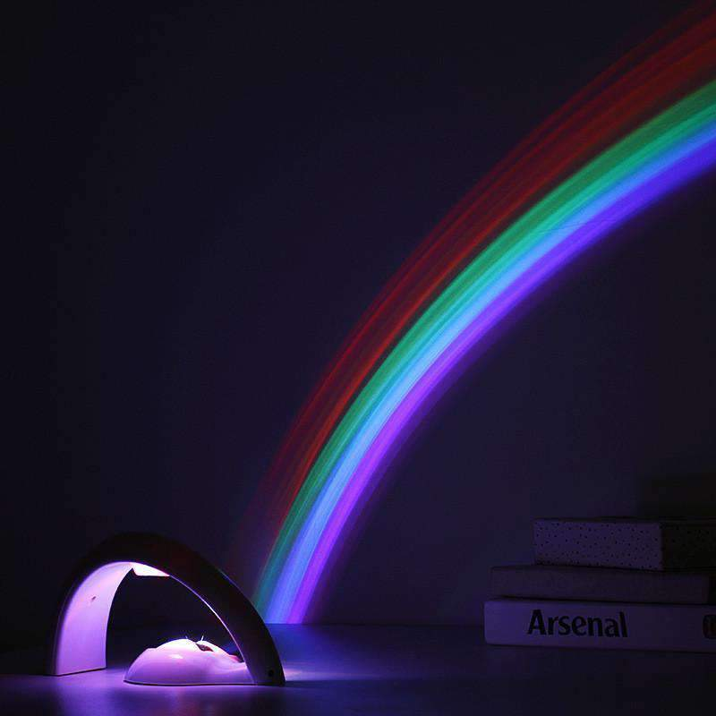 Rainbow Night Light, Rainbow Nightlight - Dgitrends