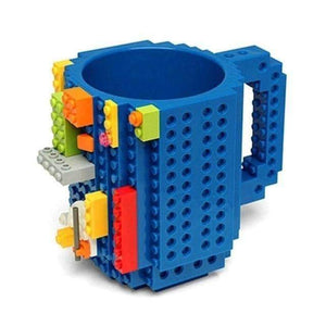 Fidgetters Lego Style Building Block Cup, Novelty & Seasonal Gift - Dgitrends