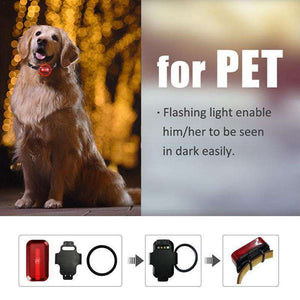 GPS Tracker For Children Pets And Automobiles, Portable 3 in 1 GPS Tracker With Magnetic Back - Dgitrends