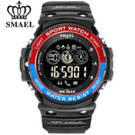Mens Watch Multi-Functions Digital Wrist Watch, Miulitary Watch - Dgitrends