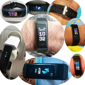 Minimalist Smartwatch For IOS And Android, Smart Band > Health Monitor > Fitness Band > Fitness Bracelet - Dgitrends
