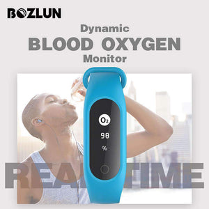 Bozlun B15S smart band fitness tracker., Smart Watch - Dgitrends