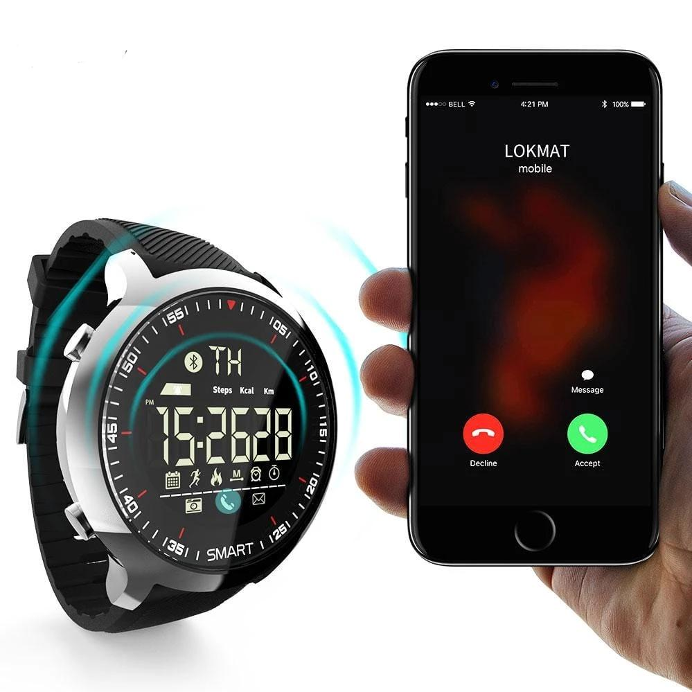 Android And iOS Compatible Smartwatch, Smartwatch With Call Remind Plus Messaging - Dgitrends