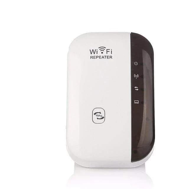 Dgitrends Spain / EU / White 300Mbps 802.11 Wireless WiFi Repeater Wifi Extender Signal Amplifier Wifi Range Extander Signal Boosters