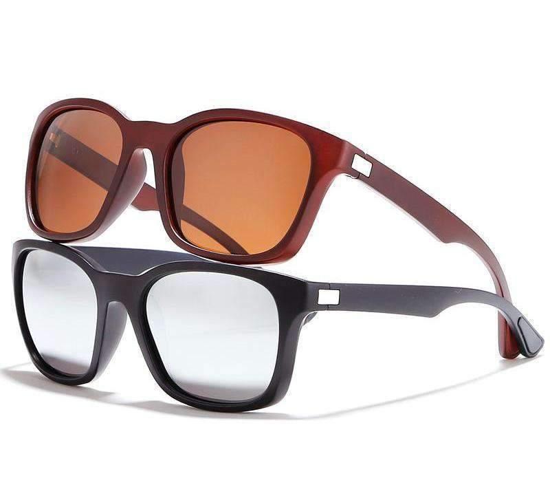 D-Frame Retro Polaroid Sunglasses, Sunglasses > Eyewear > Daily Use Sunglasses > Inexpensive Sunglasses > Sunglasses For Less - Dgitrends