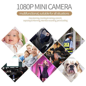Mini Wi-Fi Security Camera, Wi-Fi Security Camera > Wifi Security Camera > Mini Surveillance Camera > Motion Detection Camera > Night Vision Security Camera - Dgitrends Watches Gadgets & Accessories