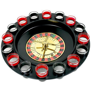Russian Roulette Lucky Shot Party Games Roulette Drinking Game, Tabletop Board Game - Dgitrends