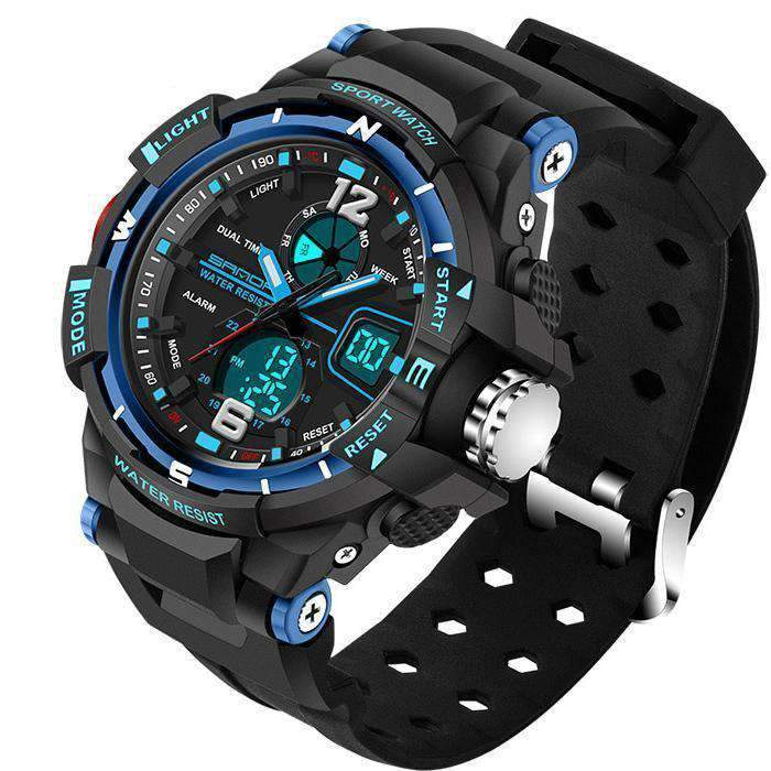 Digital Sport Watch, Watches > Waterproof > Digital > Military Sports Watch - Dgitrends