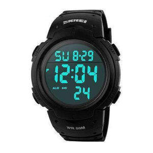 Men's Digital Military Dive Watch, Miulitary Watch - Dgitrends