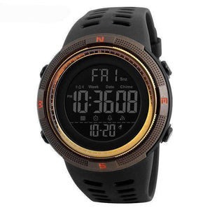 Digital Sports Watch 5BAR Water Resistance, Miulitary Watch - Dgitrends Watches Gadgets & Accessories