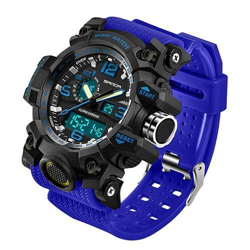 Men's Tactical Sports Watch, Miulitary Watch - Dgitrends