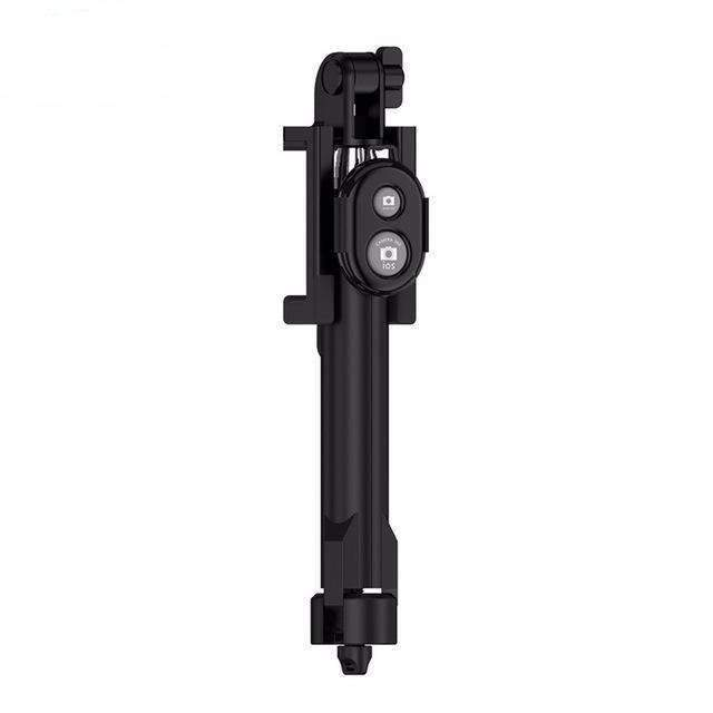 Bluetooth Selfie Stick With Tripod Base & Remote, Tripod - Dgitrends