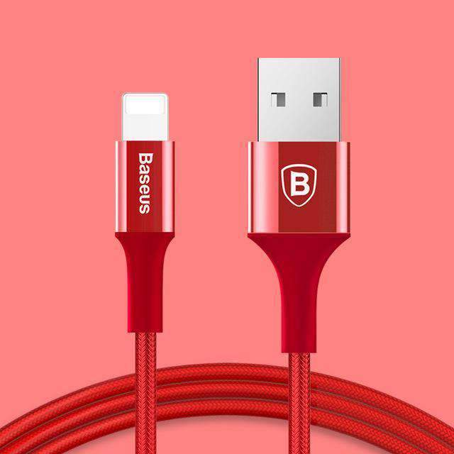 Quick Charge LED Sync Cable, Data Cable - Dgitrends
