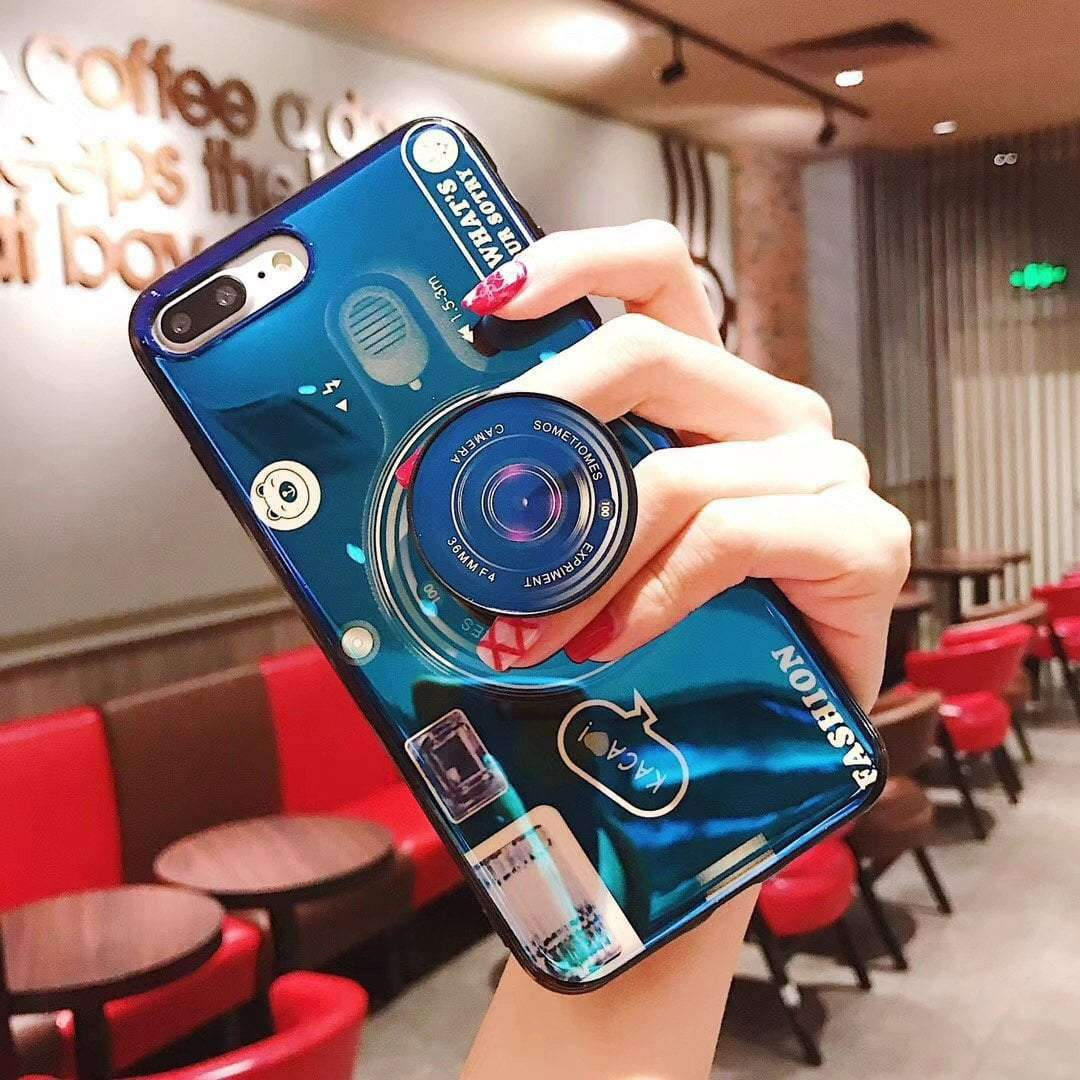 Limited Edition 3D iPhone Case, iPhone Case > 3D Camera iPhone Case > Iphone Case With Kickstand > Kickstand iPhone Case > iPhone 6 Case > iPhone 7 Case > iPhone 8 Case > iPhone X Case - Dgitrends