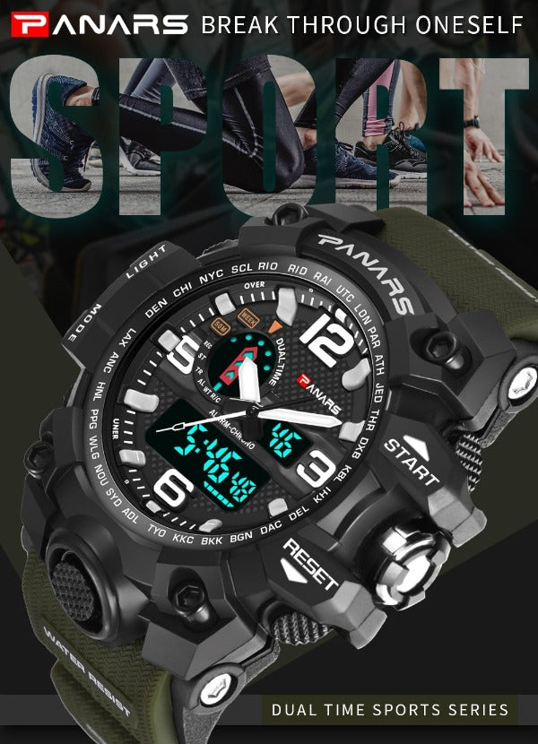 PANARS Military Watch G- 8202,  - Dgitrends