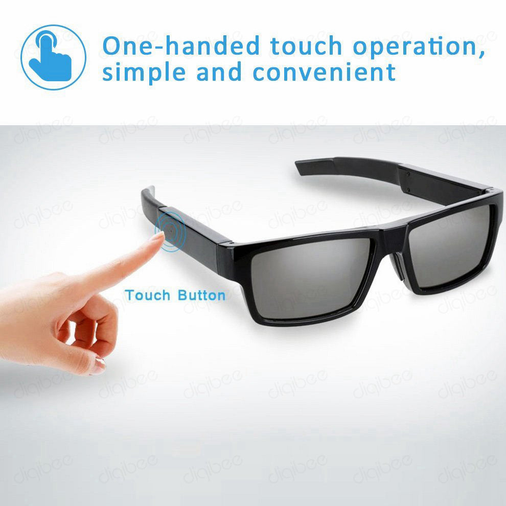 SG2 Camera Glasses Full HD 1080P With Integrated Memory, 1080P Camera Glasses Integrated Memory - Dgitrends