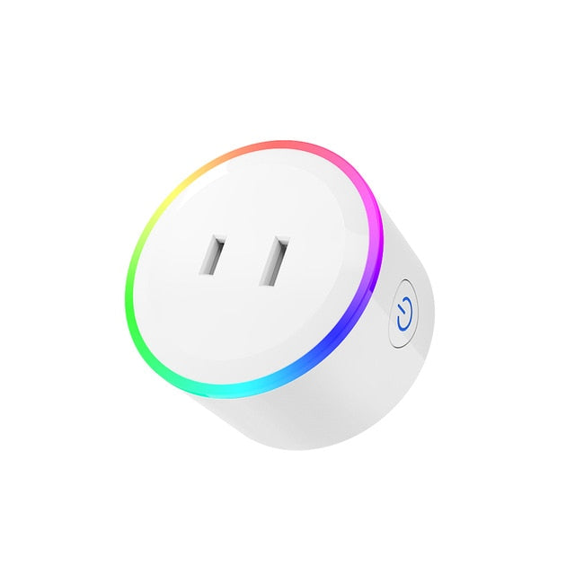 Smart RGB LED Wi-Fi Plug,  - Dgitrends