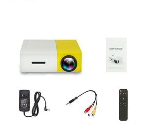 Portable LED Movie Projector, Portable Movie Projector > Mini Movie Projector > Portable Movie Projector > Mini LCD Movie Projector > Mini Theater Projector - Dgitrends