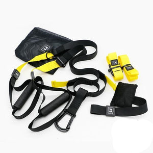 Total Body TRX Body Resistance Exercise System, Home Workout Resistance Band System - Dgitrends