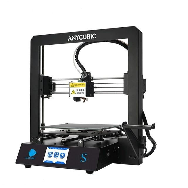 ANYCUBIC Mega-S 3D Printer With TFT Touch Screen, 3D Printer Anycubic - Dgitrends