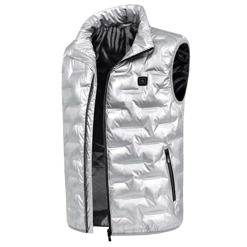 Women's USB Powered Heated Winter Vest