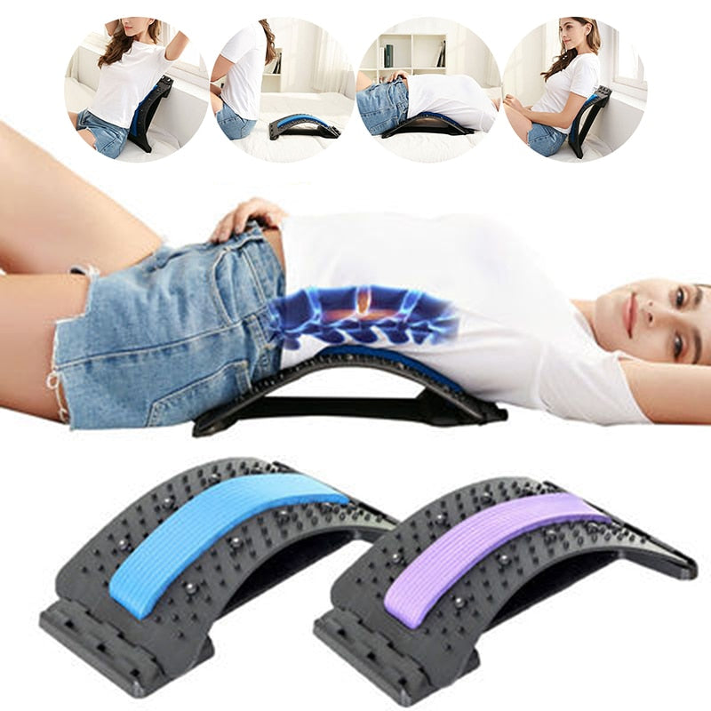 Lumbar Spine Stretcher, Lumbar Spine Stretcher > Low Back Stretcher - Dgitrends Watches Gadgets & Accessories
