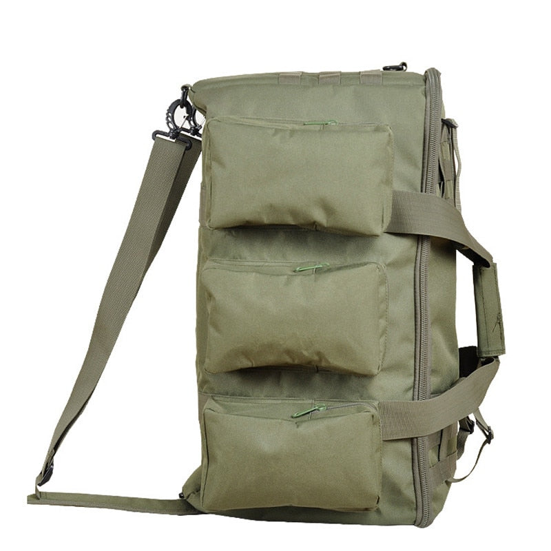 Waterproof Military Backpack Multi-Use Travel Bag, Military Backpack Travel Duffel - Dgitrends