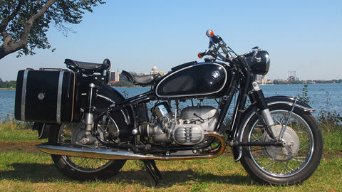 BMW R60/2  - Quelle: Jeff Dean, Madison, Wisconsin, USA [Attribution], via Wikimedia Commons