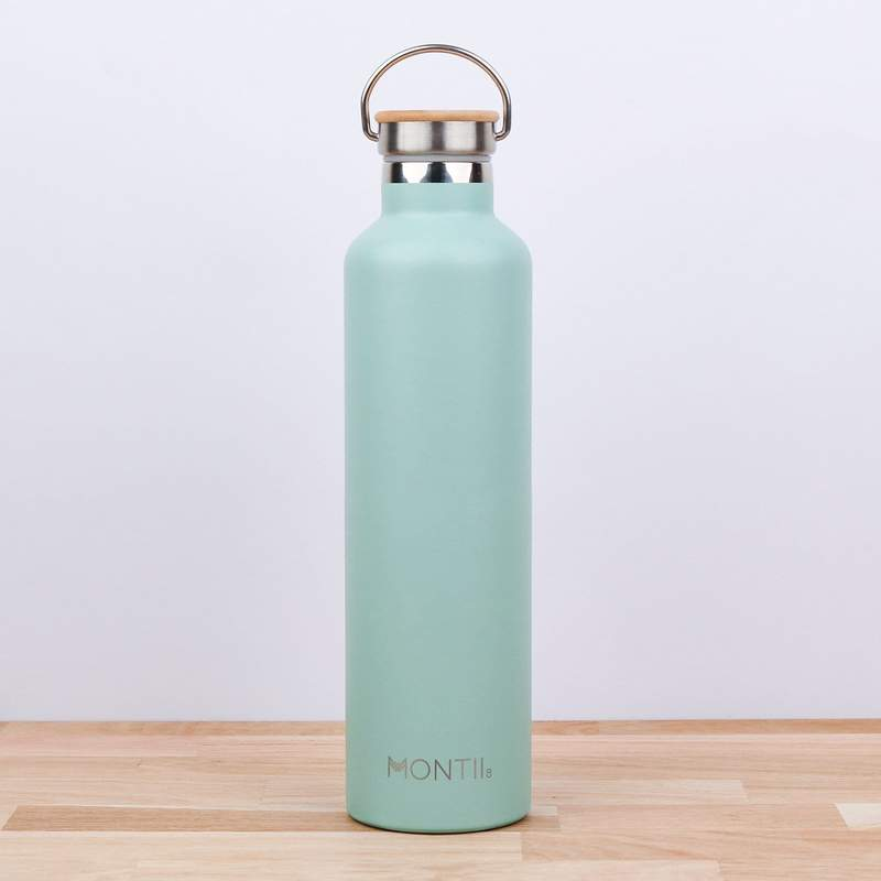 Montii Co Insulated Mega Drink Bottle Eucalyptus