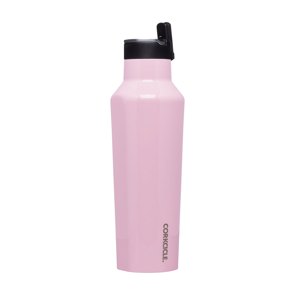 Corkcicle Sports Canteen 600ml Rose