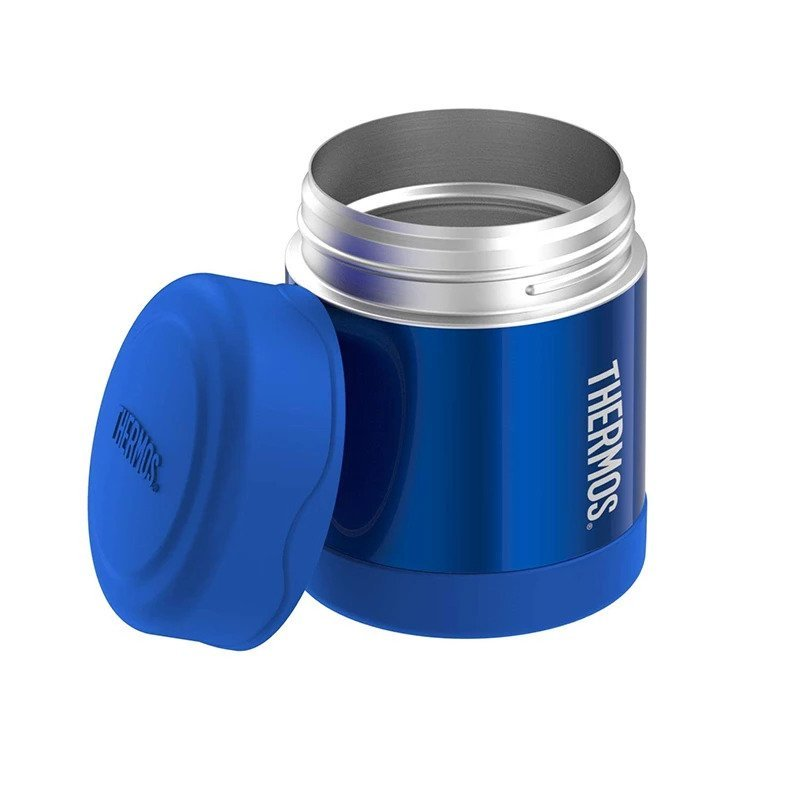 Thermos Funtainer Food Jar 290ml Blue,Flask, Thermos - Yum Yum Store