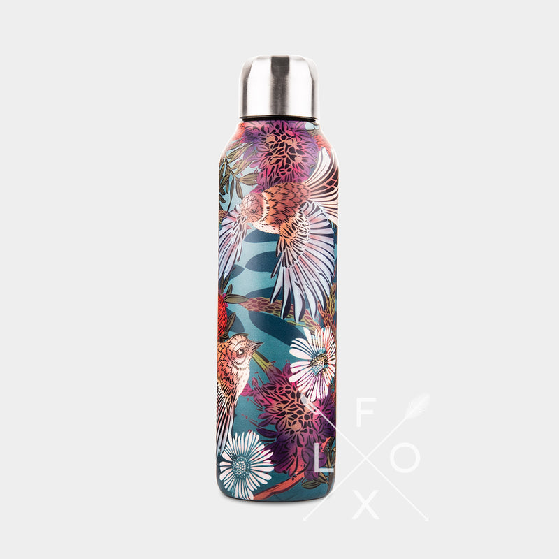 Flox Insulated Stainless Steel Water Bottle 600ml