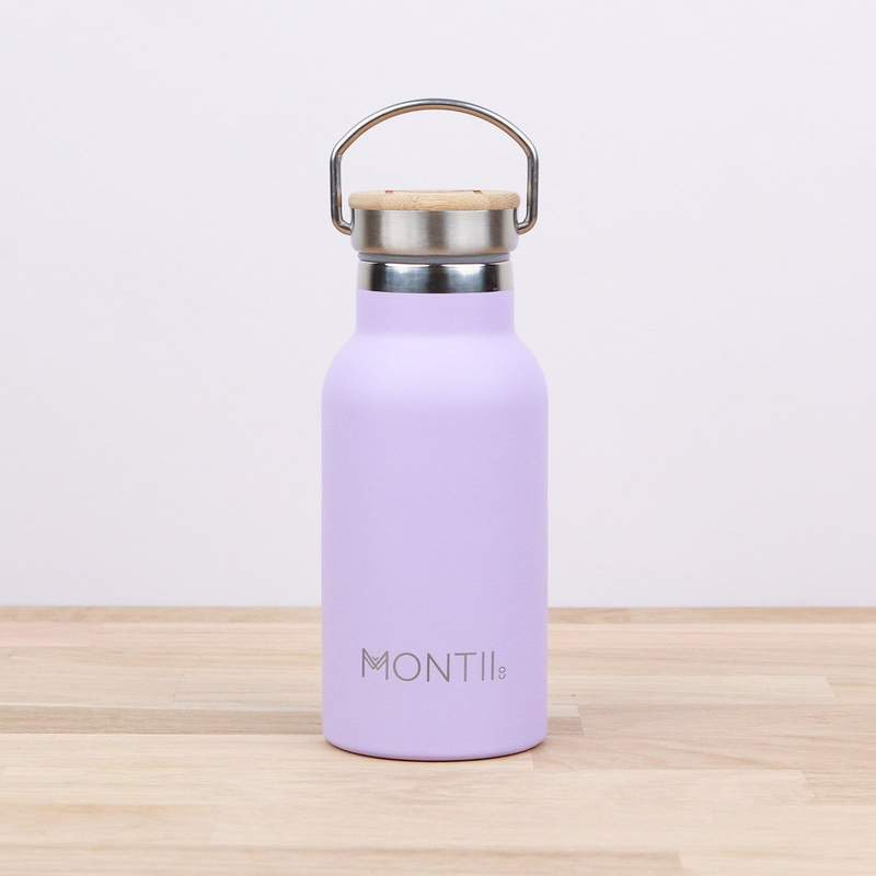 Montii Co Insulated Drink Bottle 350ml Lavender