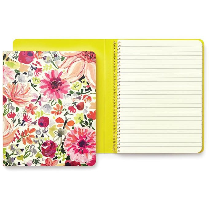 Kate Spade New York Dahlia Large Spiral Notebook,Notebook, Kate Spade New York - Yum Yum Store