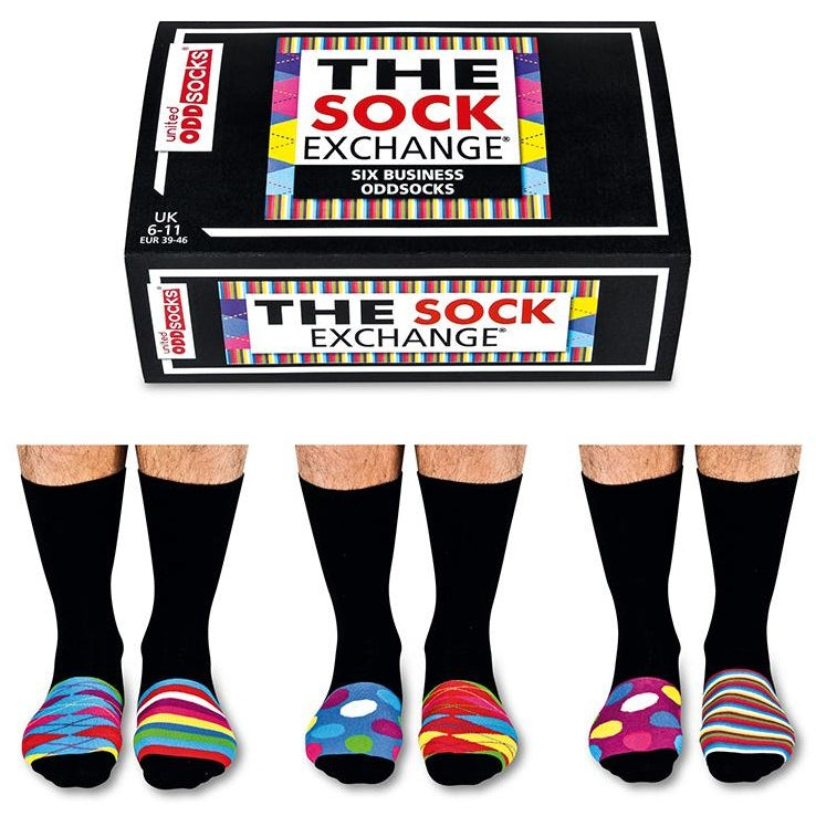 Odd Socks Men Sock Exchange,Socks, United Odd Socks - Yum Yum Store