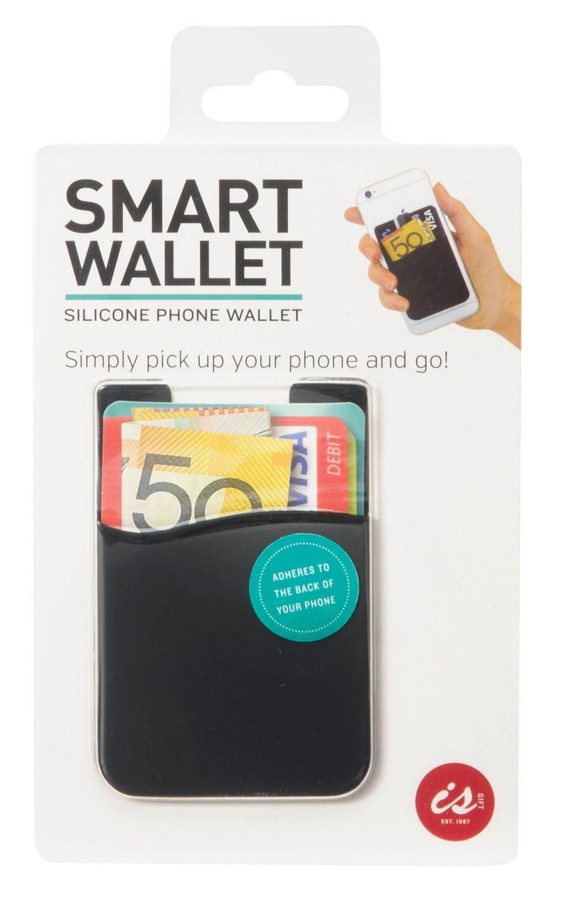 IS Gift Smart Wallet White,Wallet, IS Gift - Yum Yum Store