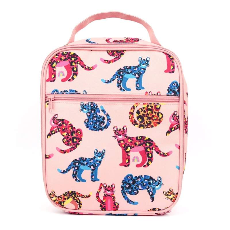 Montii Co Insulated Lunchbag Jungle Cats