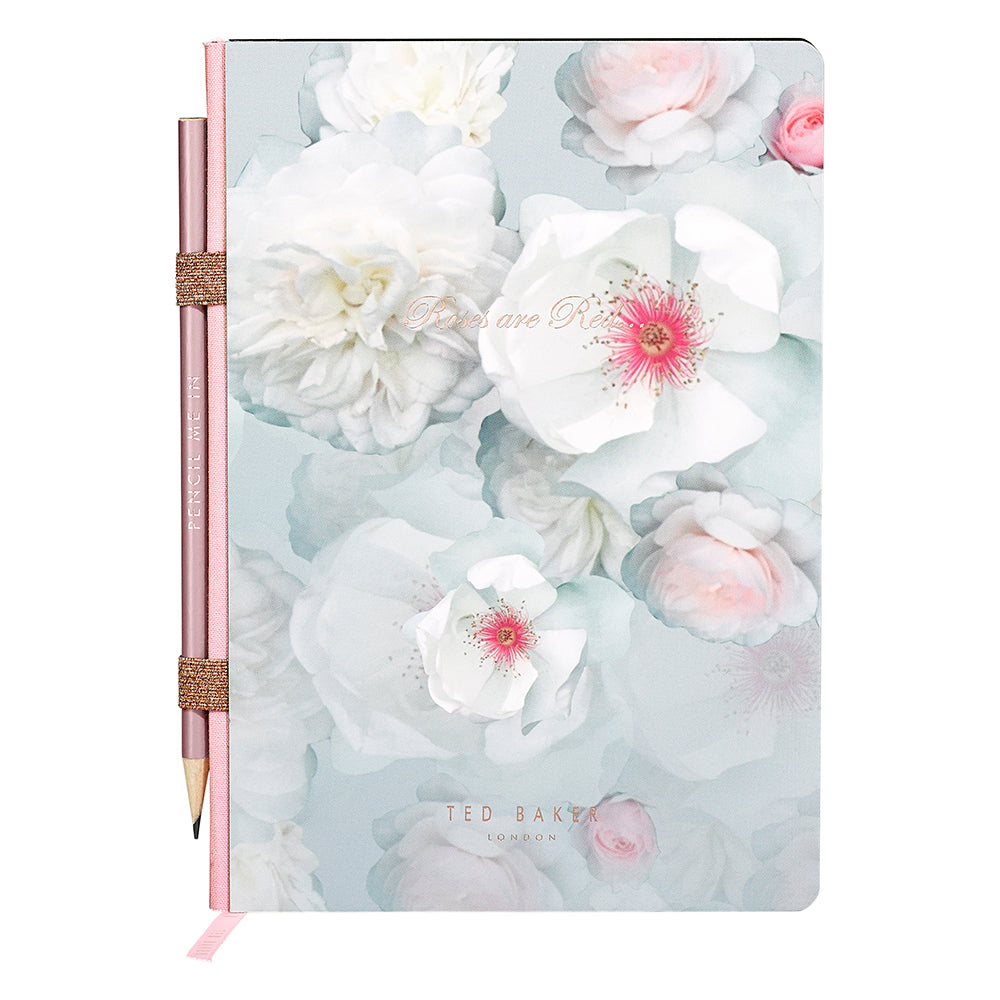 Ted Baker A5 Notebook Chelsea with Pencil