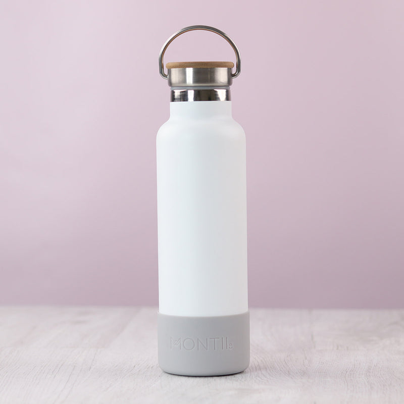 Montii Co. Bottle Bumper Cloudy Grey