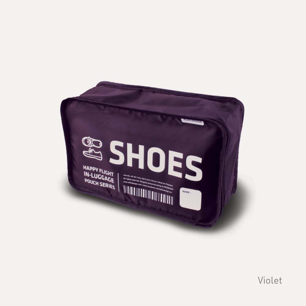 Alife Design Packing Cell Shoes Violet