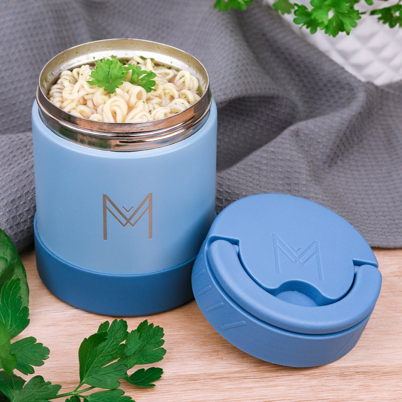 Montii Co. Insulated Food Jar 400ml Slate