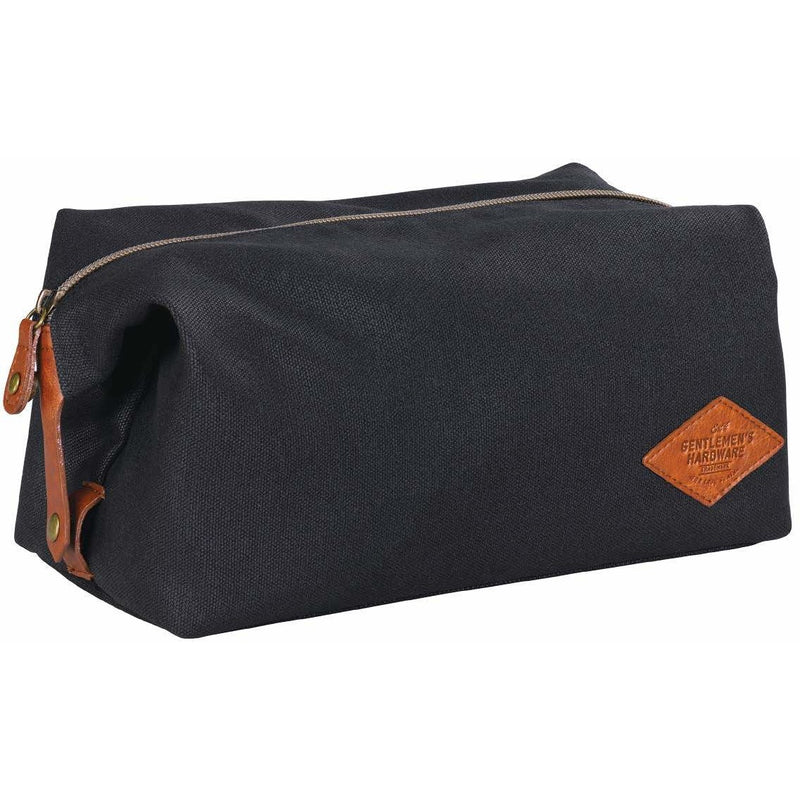 Gentleman's Hardware Waxed Canvas Wash Bag,Toiletry Bag, Gentleman's Hardware - Yum Yum Store